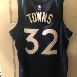 Karl-Anthony Towns Nike Jersey
